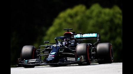 ハミルトンにグリッド降格ペナルティ@F1オーストリアGP