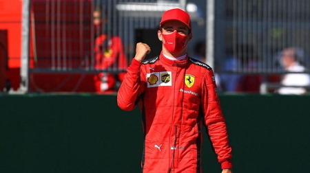 フェラーリのルクレール、まさかの表彰台@F1オーストリアGP決勝