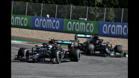 メルセデスがギアボックスの異常対策へ@F1シュタイアーマルクGP