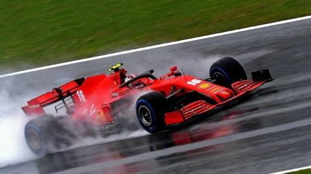 ルクレールが3グリッド降格@F1シュタイアーマルクGP