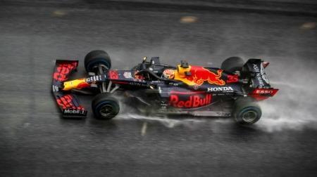 レッドブル/フェルスタッペンの予選後インタビュー@F1シュタイアーマルクGP