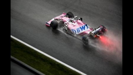 レーシングポイント、ウェットの予選で苦戦@F1シュタイアーマルクGP予選