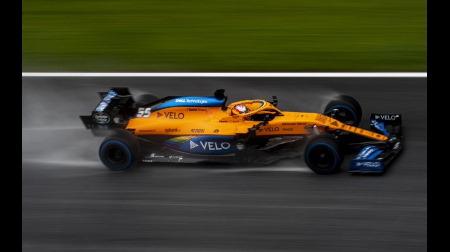 マクラーレン、コンディションに左右されないパフォーマンス@F1シュタイアーマルクGP予選