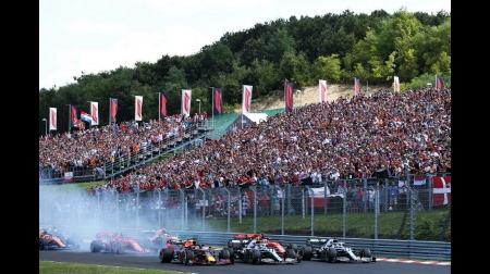 F1ハンガリーGP、中止の場合はレッドブルリンクで3連戦か?