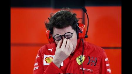 フェラーリ、遅い上に同士討ちでノーポイント@F1シュタイアーマルクGP