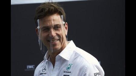 トト・ウォルフ、FIAにフェイスシールドを認められず