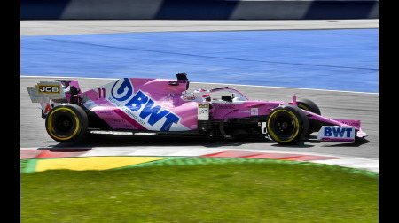 レッドブル、レーシングポイントの車体の合法性について興味深く見守る