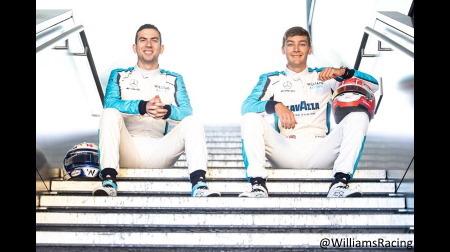 ウィリアムズ、ラッセルとラティフィの残留を発表