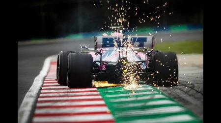 レーシングポイント、ブレーキダクトは合法?