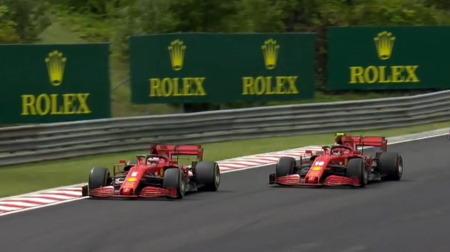 フェラーリ、最悪の周回遅れでティフォシ冷え冷え@F1ハンガリーGP