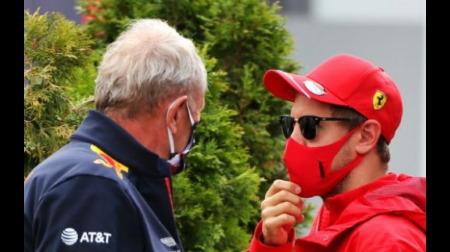 ベッテル、場合によってはトロロッソでレース?
