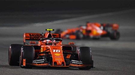 2019年のフェラーリPUは70馬力くらいやってた