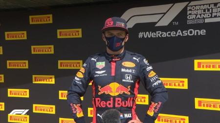 フェルスタッペンのタイヤにもカット@F1イギリスGP