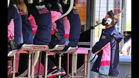 ヒュルケンベルグ、F1復帰からのトラブルで決勝出走できず