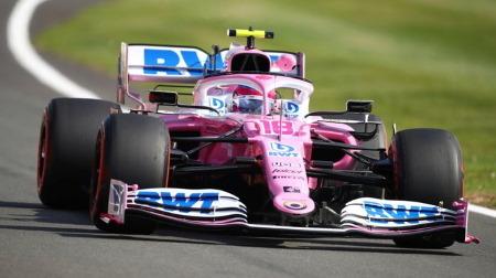 レーシングポイント、期待を下回る@F1イギリスGP