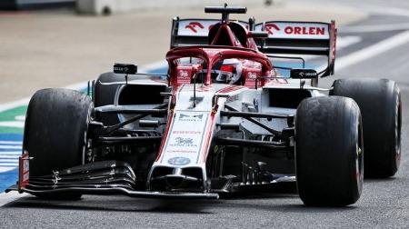 ライコネン、無線でキレ芸を披露@F1イギリスGP