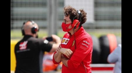 フェラーリ代表ビノット、TD更迭