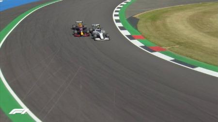 ガスリー陣営、アルファタウリ側が戦略ミスを認める@F1 70周年記念GP
