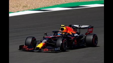 アルボン、課題は予選の改善@F1 70周年記念GP