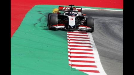 グロージャン、好調の理由がわからない@F1スペインGP初日