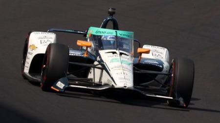 アロンソ、3度目のインディ500チャレンジは空気の21位