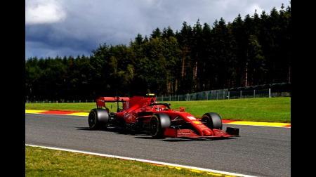 フェラーリ、大苦戦@F1ベルギーGP予選