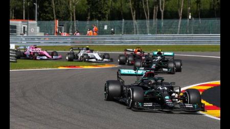 メルセデス、予選モードなしを練習か?@F1ベルギーGP