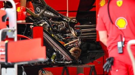 フェラーリ「2021年のF1エンジン(PU)には自信がある」