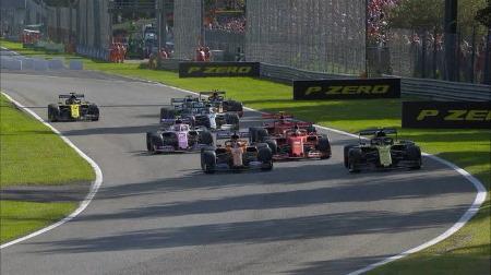 F1イタリアGPでトウ目当てにアタック機会を失う状況を避けるためのミーティングへ