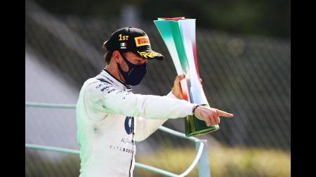 2020F1イタリアGP:ドライバー・オブ・ザ・デイ