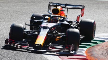 レッドブルのフェルスタッペン、エンジンの問題でリタイア@F1イタリアGP