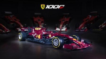 【F1トスカーナGP】フェラーリ1000GP記念の限定カラーが公開に