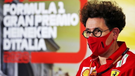 ビノット、フェラーリ代表の葛藤