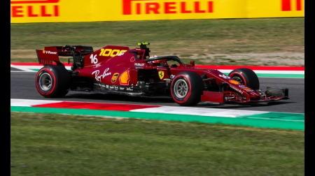フェラーリドライバーの予選後インタビュー@F1トスカーナGP
