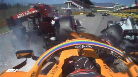 F1トスカーナGPで露見したSC明けの危険性に目を瞑るマシ