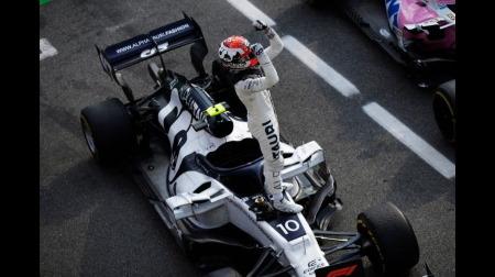 ガスリー、F1初優勝までのキャリアを振り返る