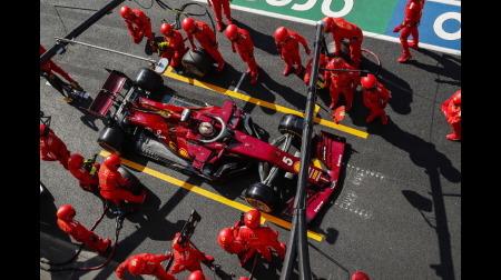フェラーリ、ブレーキの組み付けミスをするほどヤバい状況に
