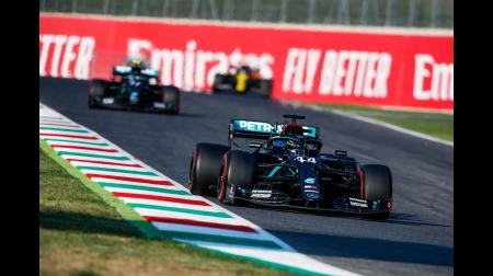 F1エンジン(PU)のモード変更禁止、メルセデスを止められず