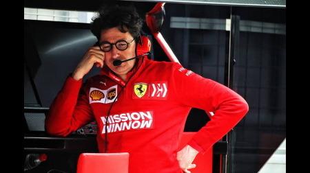 フェラーリ代表ビノット「自分が犯した最大の間違いはSF1000の設計」