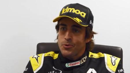アロンソ、F1の退屈さを語る