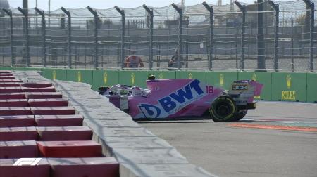 ストロール、ペナルティなしのルクレールについて「馬鹿げている」@F1ロシアGP