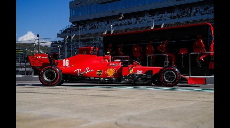 フェラーリ、F1アイフェルGPで大規模アップデートを投入の噂