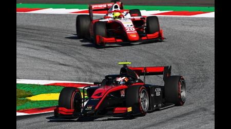 F1マシンのタイヤ/ホイールを18インチ化すると危険性が増す?