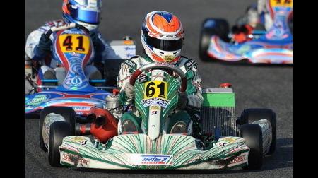 FIAカートで暴行に及んだルカ・コルベーリ、謝罪と引退を表明