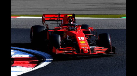 フェラーリ、ルクレールとベッテルの差に疑いの声@F1アイフェルGP