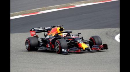 レッドブル、フェルスタッペンとアルボンの差に疑いなし@F1アイフェルGP