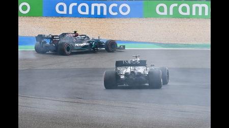 ボッタス、チャンピオンが遠のく@F1アイフェルGP