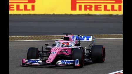 ペレス、SCに表彰台チャレンジを阻まれる@F1アイフェルGP
