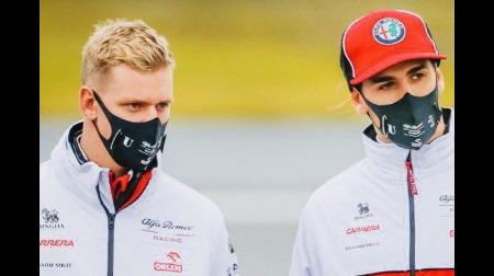 ジョビナッツィ、フェラーリにハースを用意してもらえる?