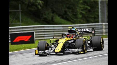 ルノーF1オコン、素晴らしいドライビングもやや不満の残る結果か?@F1ポルトガルGP